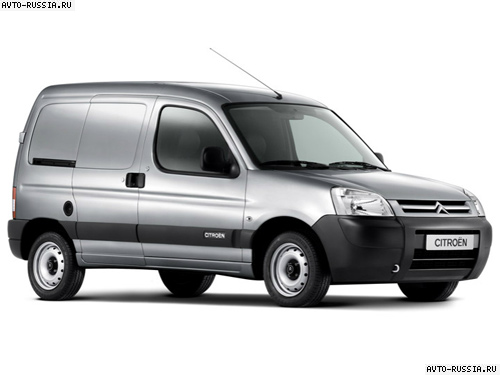 Citroen Berlingo First Fourgon: 02 фото