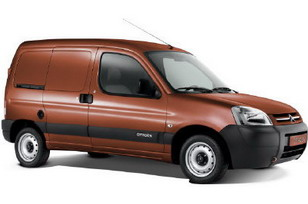 Citroen Berlingo First Fourgon: 03 фото