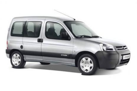 Citroen Berlingo First Fourgon: 12 фото