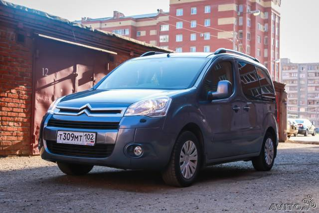 Citroen Berlingo Fourgon: 05 фото