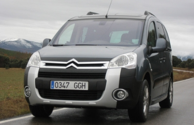 Citroen Berlingo Fourgon: 11 фото