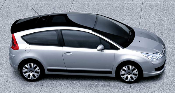 Citroen C4 Coupe: 01 фото