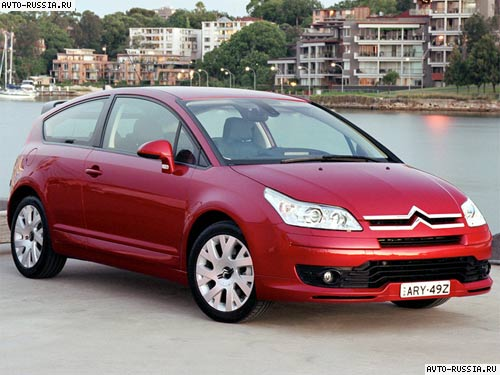 Citroen C4 Coupe: 03 фото
