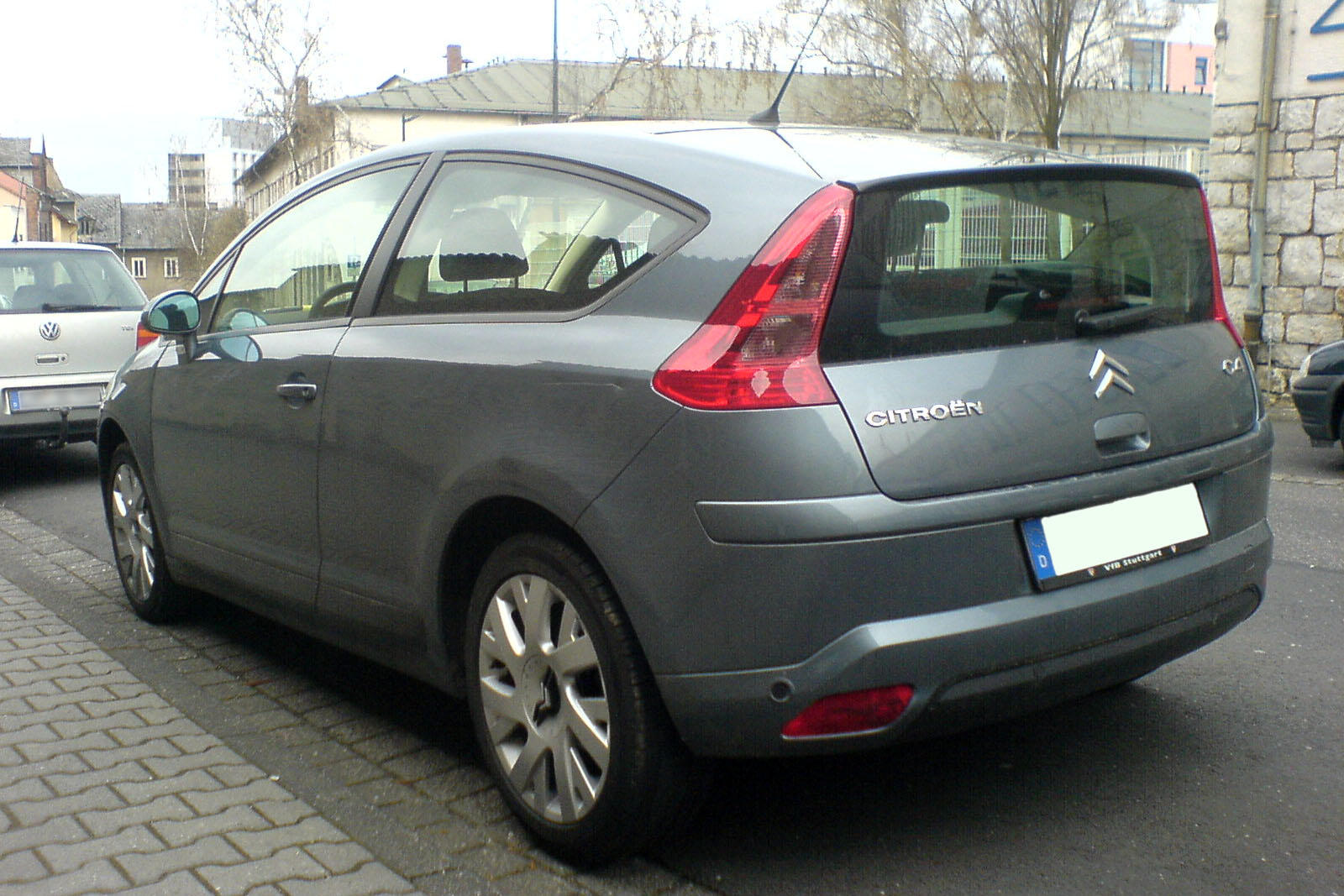 Citroen C4 Coupe: 06 фото