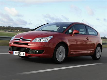 Citroen C4 Coupe: 08 фото