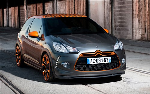 Citroen DS3 Racing: 02 фото