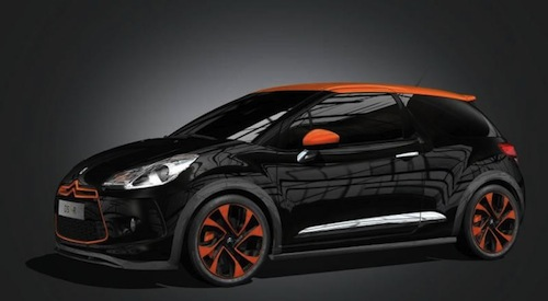 Citroen DS3 Racing: 03 фото