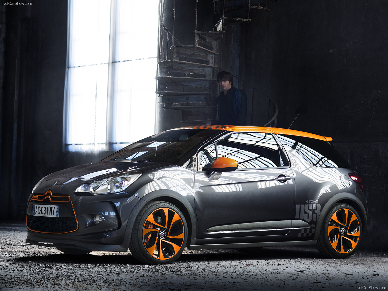 Citroen DS3 Racing: 05 фото