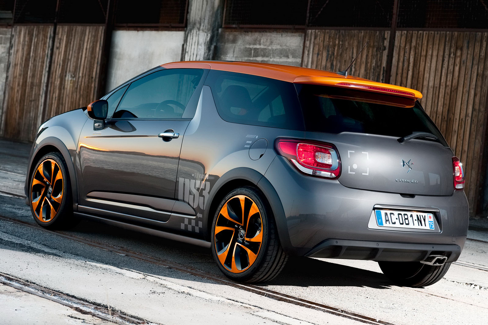 Citroen DS3 Racing: 06 фото