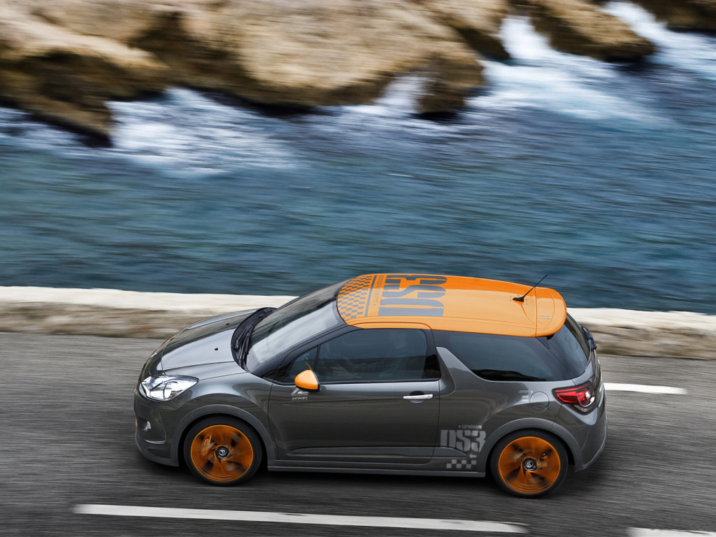 Citroen DS3 Racing: 09 фото