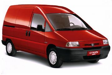 Citroen Jumpy: 11 фото