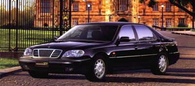 Oscaro  Pièces auto pour DAEWOO Chairman 3.2 i 220cv Boîte Auto