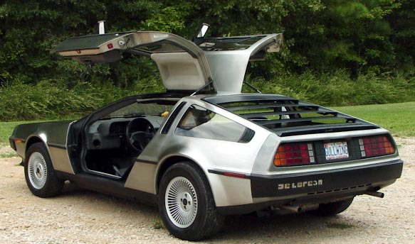 DeLorean DMC-12: 03 фото