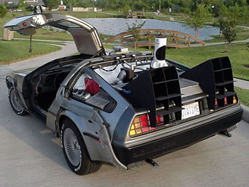 DeLorean DMC-12: 05 фото