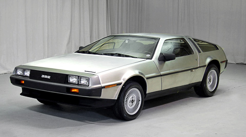 DeLorean DMC-12: 06 фото