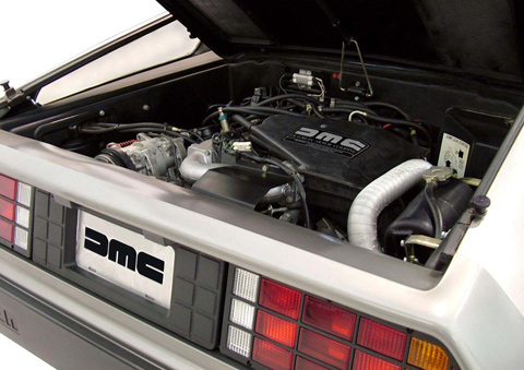 DeLorean DMC-12: 07 фото