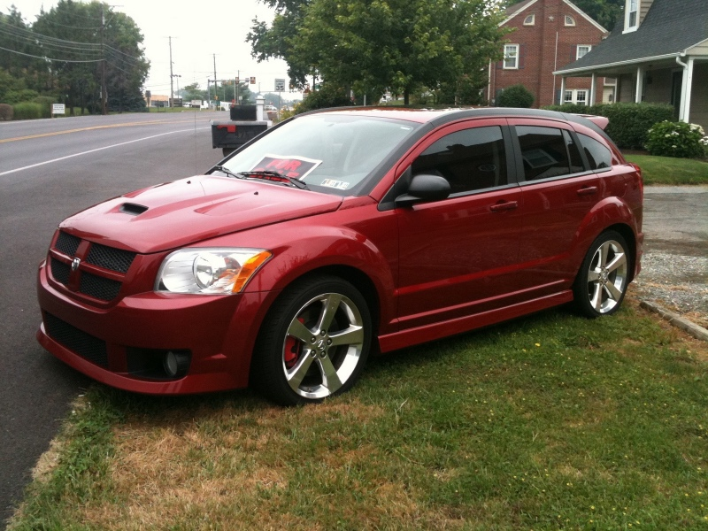 Dodge Caliber SRT: 5 фото