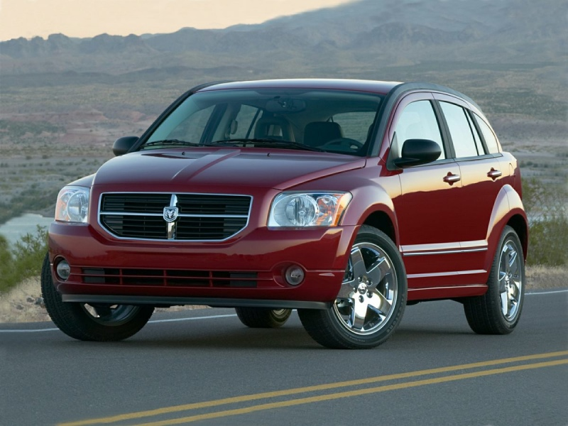 Dodge Caliber SRT: 6 фото