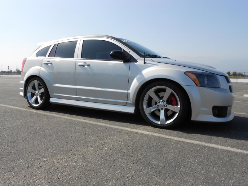 Dodge Caliber SRT: 7 фото