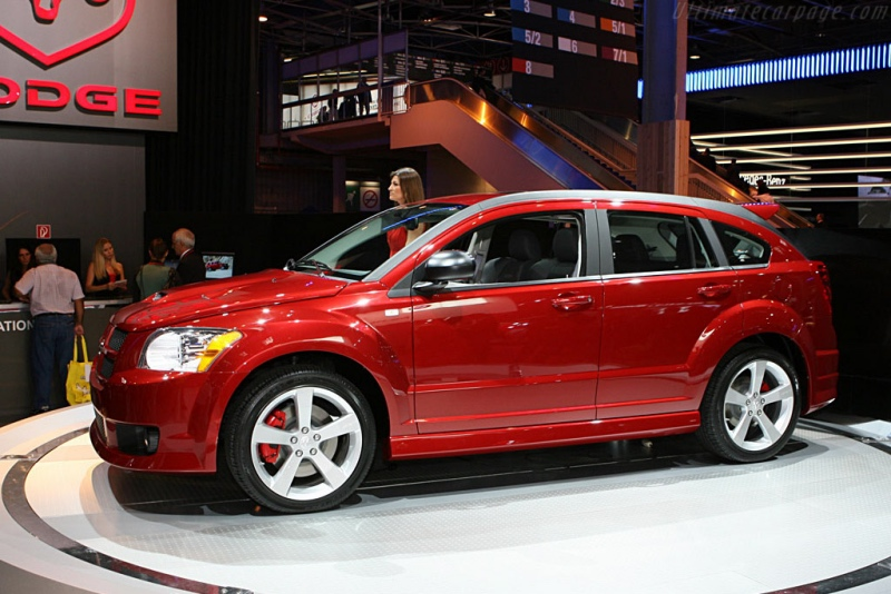 Dodge Caliber SRT: 9 фото