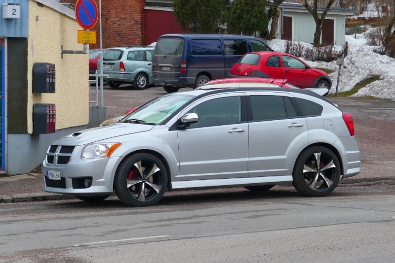 Dodge Caliber SRT: 12 фото