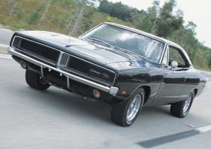 Dodge Charger: 10 фото