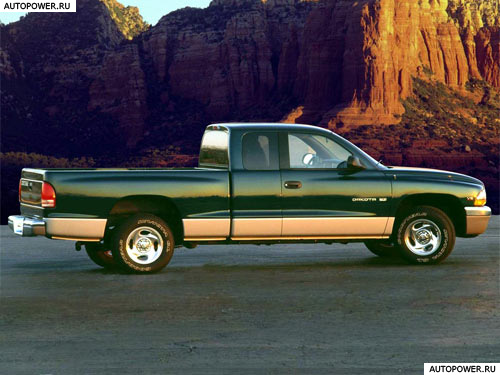Dodge Dakota II: 06 фото