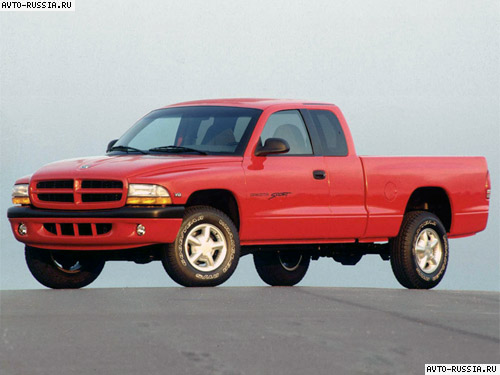 Dodge Dakota II: 11 фото