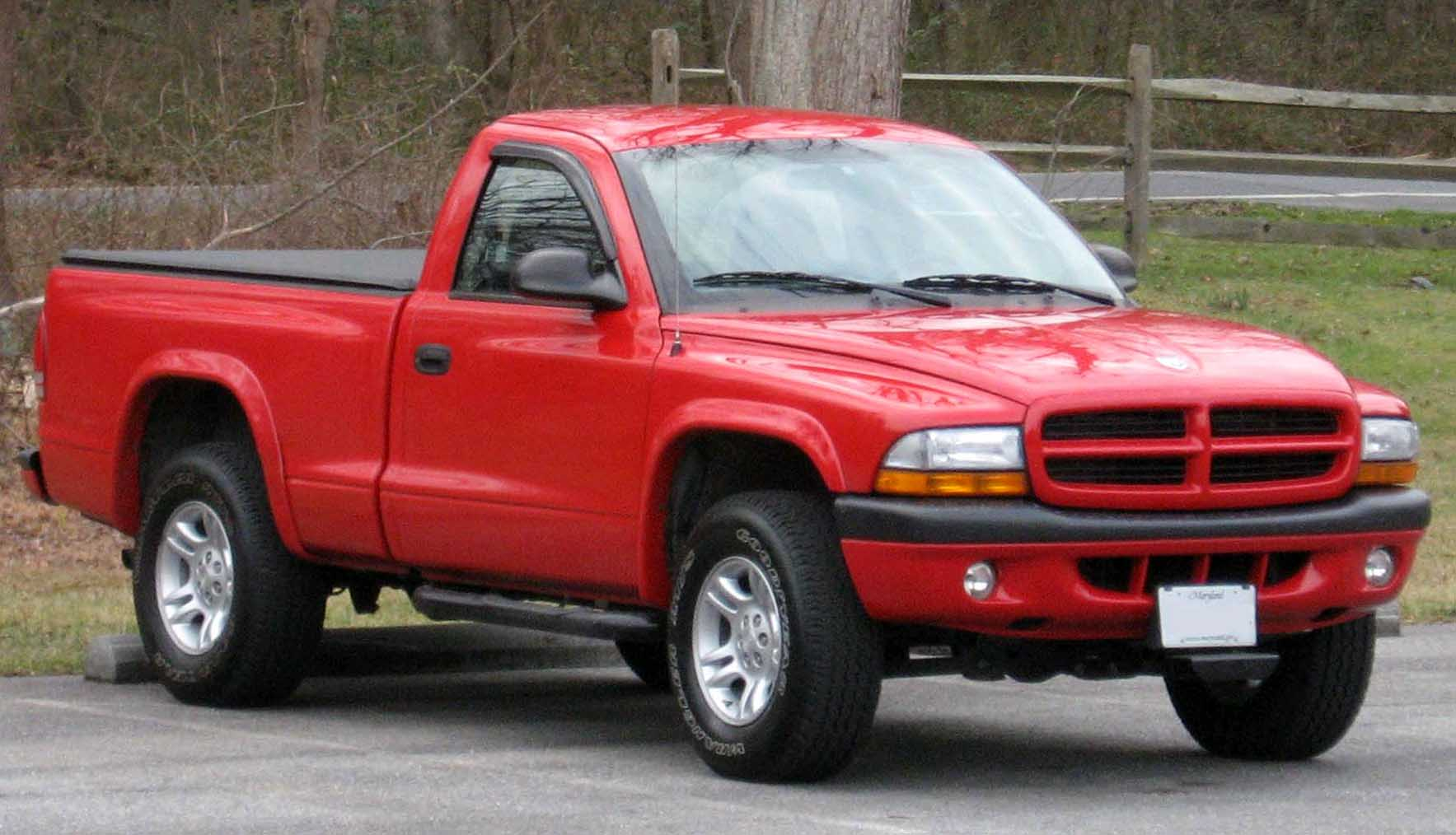 Dodge Dakota: 10 фото