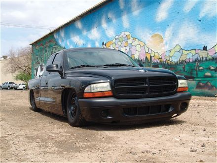 Dodge Dakota: 12 фото