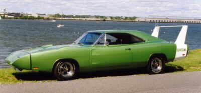 Dodge Daytona: 10 фото