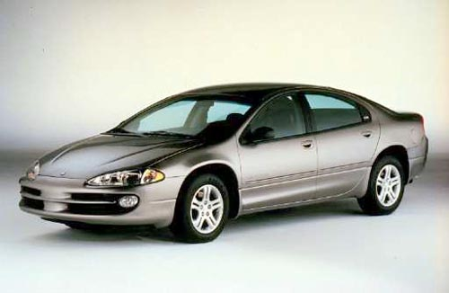 Dodge Intrepid: 02 фото