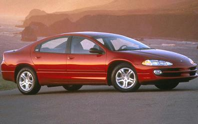 Dodge Intrepid: 3 фото