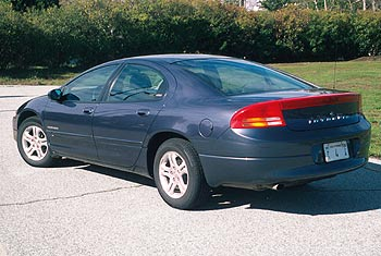 Dodge Intrepid: 5 фото