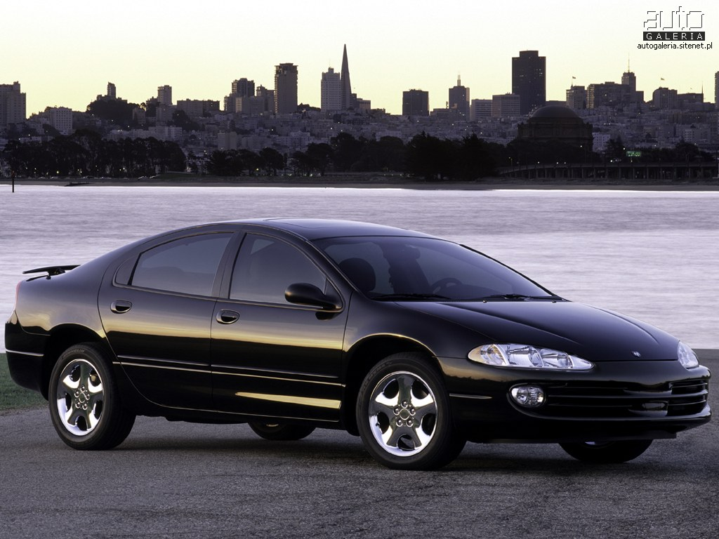 Dodge Intrepid: 6 фото