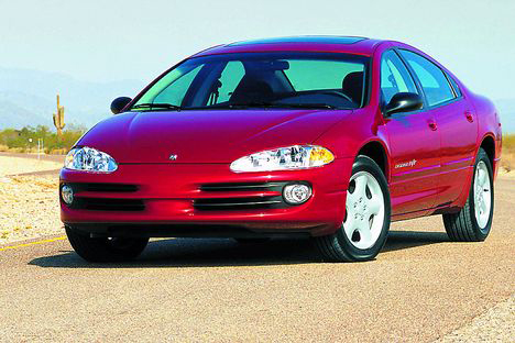Dodge Intrepid: 10 фото