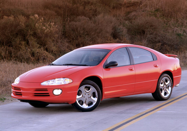 Dodge Intrepid: 11 фото