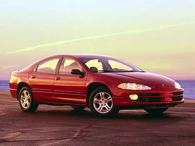 Dodge Intrepid: 12 фото