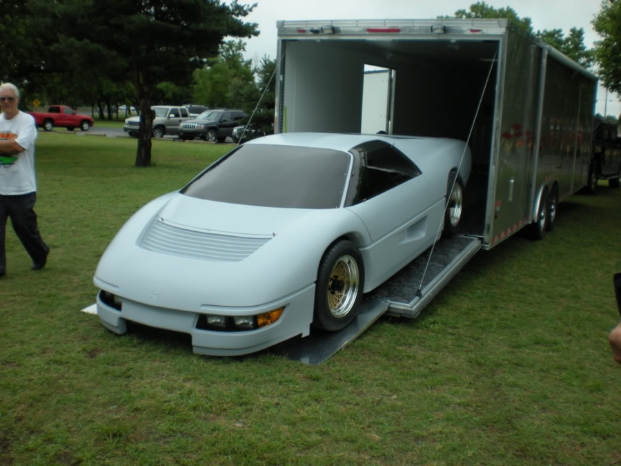Dodge M4S Turbo Interceptor: 02 фото