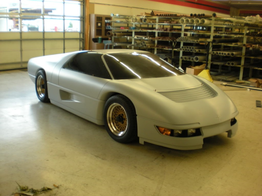 Dodge M4S Turbo Interceptor: 03 фото