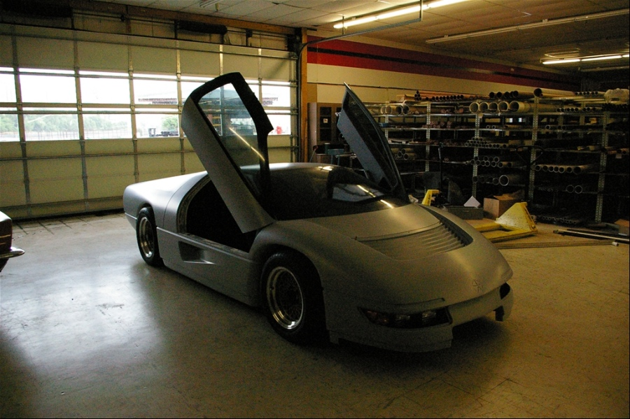 Dodge M4S Turbo Interceptor: 06 фото