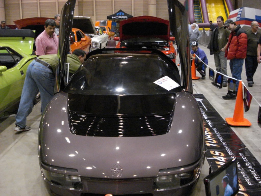 Dodge M4S Turbo Interceptor: 10 фото