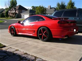 Dodge Stealth: 04 фото
