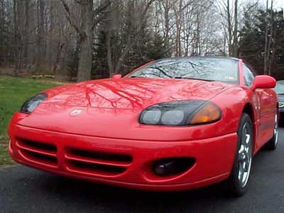 Dodge Stealth: 11 фото