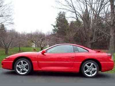 Dodge Stealth: 12 фото