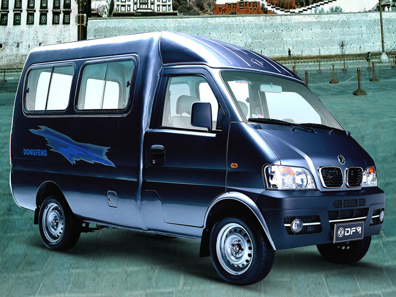 Dongfeng Mini MPV: 03 фото