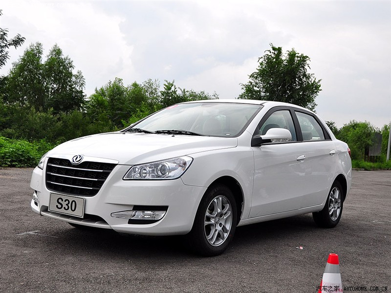 Dongfeng S30: 01 фото