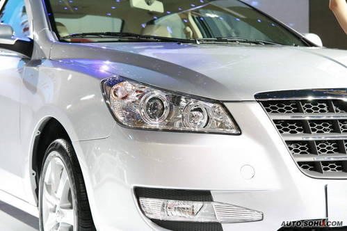 Dongfeng S30: 06 фото