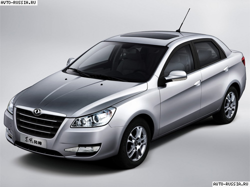 Dongfeng S30: 10 фото