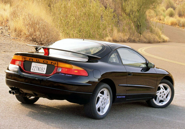 Eagle Talon: 05 фото